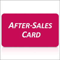 After-sales card image
