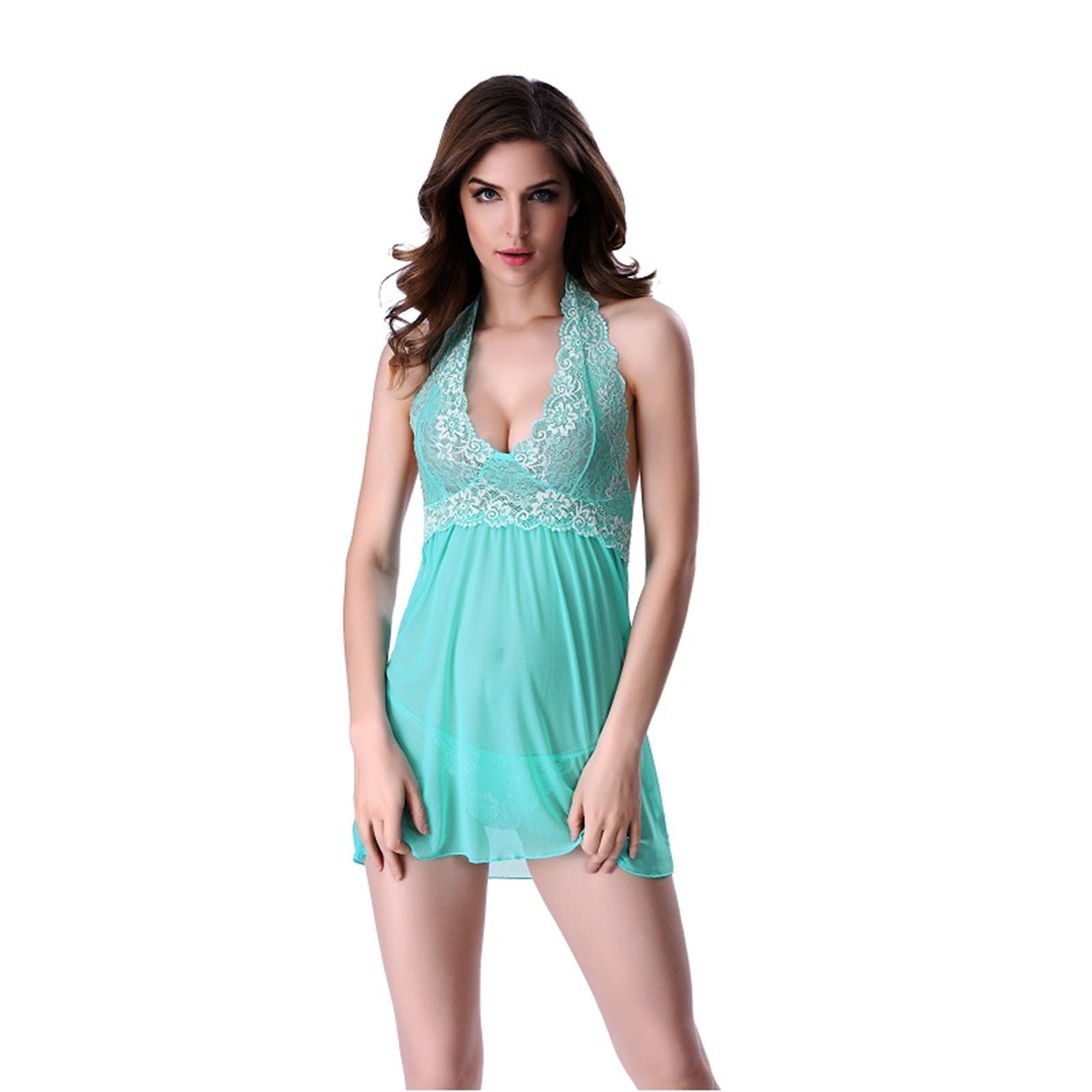 Lendgogo Sexy Lingerie Lace Skirt