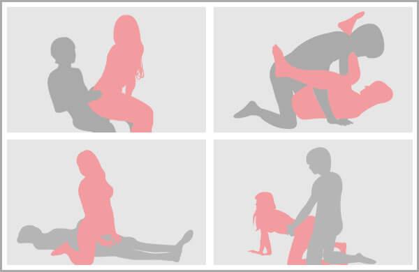 8 Sex Positions That Women Love
