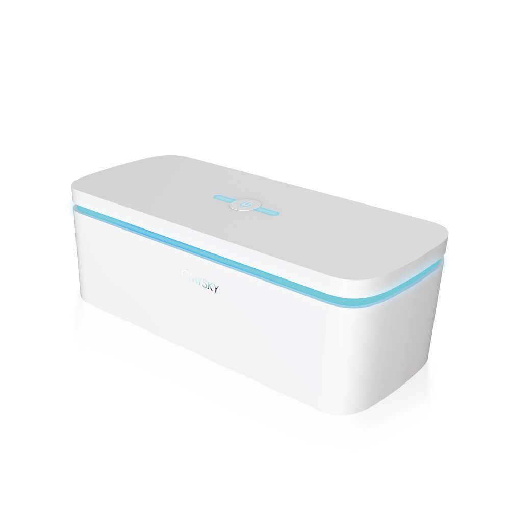 HIJUNMI UVC Sanitizer Disinfection Box