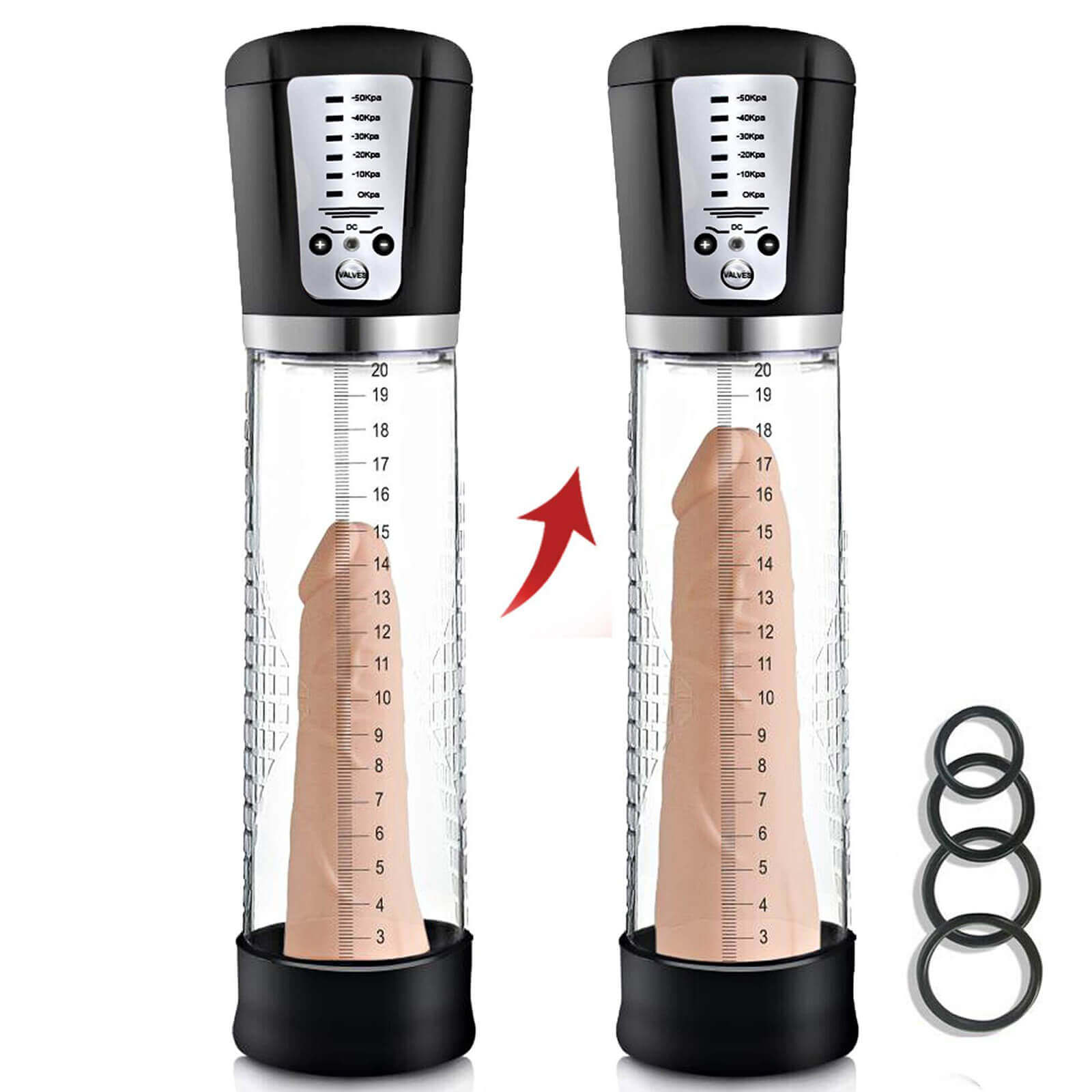 OPK Automatic Penis Enlargement Pump